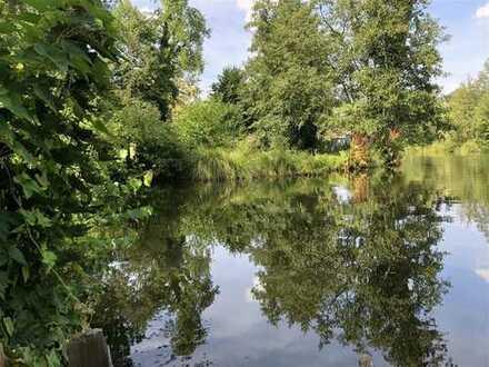 Leben zwischen Wasser und Natur - Neubau in Neu-Venedig!