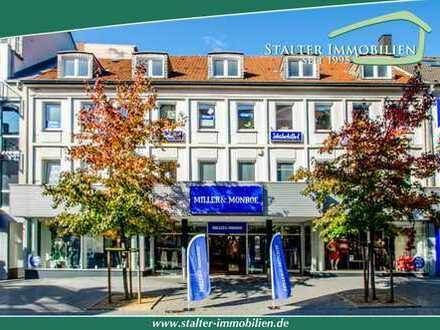 Büro- und Geschäftshaus in der Hattinger Fußgängerzone