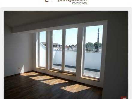 Maisonettewohnung mit Süd-Loggia, Bad mit Fenster, Dusche und Badewanne, Stellplatz!