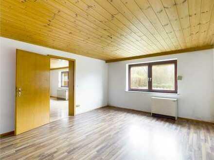 Einfache & große Wohnung für Helfer in der Landwirtschaft