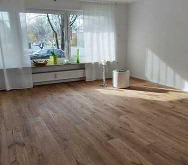 München-Laim: Modernisierte, sonnige 2-Zimmer-EG-Wohnung zum Kauf