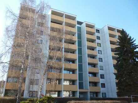 Renovierte 1-Zimmer-Wohnung mit Südbalkon