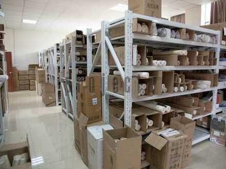ab sofort verfügbare Fläche ideal als Lager (Regalsysteme) - 01742083175