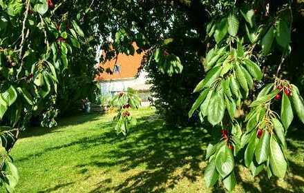 Schönes Haus mit drei Zimmer und großen Garten in Hannover, Oberricklingen