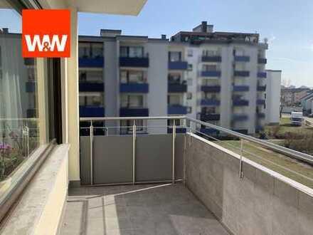 3,5 Zimmerwohnung mit schönem Südbalkon in Hemmingen