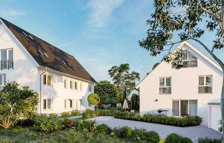 Moderne Obergeschosswohnung in Schwandorf!