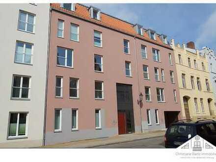 Hochwertige, barrierefreie 3-Raumwohnung im Stadtzentrum der Hansestadt Wismar zu vermieten
