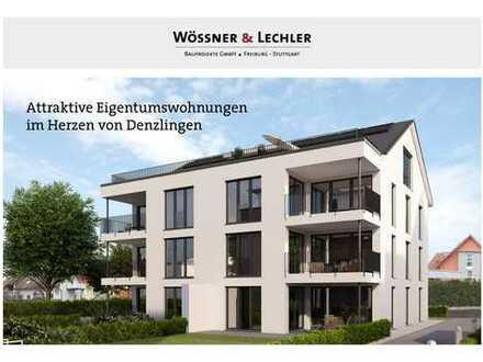 Neubau - Attraktive Eigentumswohnungen in gehobener Ausstattung - provisonsfrei!