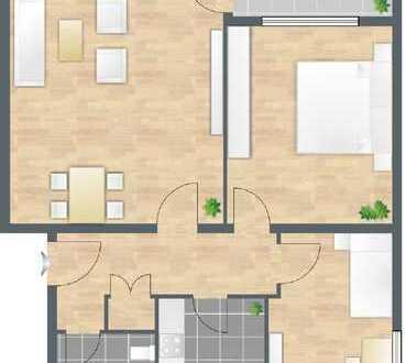 Sonnige 3-Zimmer-Wohnung nahe Tiergarten (M-30559-Her3)