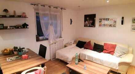 Gepflegte 3-Zimmer-Wohnung mit Balkon und EBK in Calw