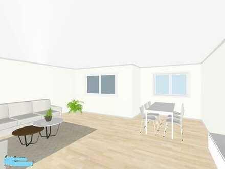 Erstvermietung nach Modernisierung: exklusive 3-Zimmer-Wohnung mit Balkon und EBK in Sülz, Köln