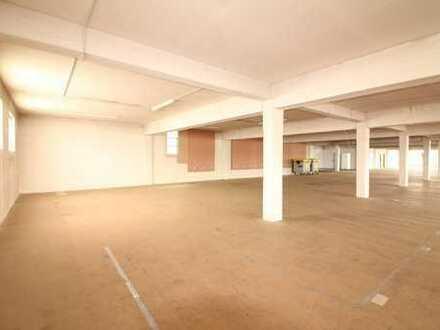 Großzügiger Produktions- und Lagerkomplex frei gestaltbar in Mannheim-Käfertal