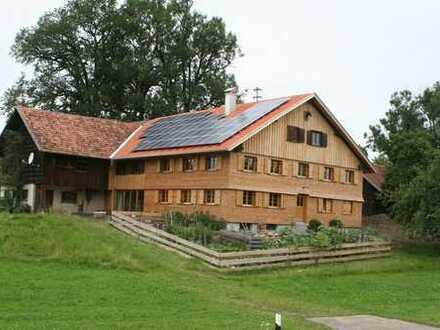 Bauernhof-WG sucht Mitbewohner/in