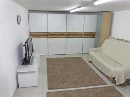 2 Zimmer, voll möbliert, in Köln-Niehl, von privat,