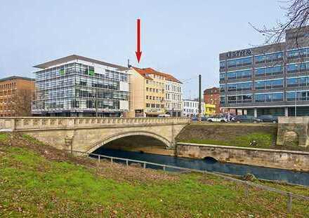 Wohn-/Geschäftshaus im Stadtzentrum mit Mietsteigerungspotential