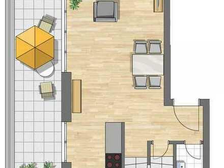 3 Zimmer Maisonettewohnung mit 97 m²