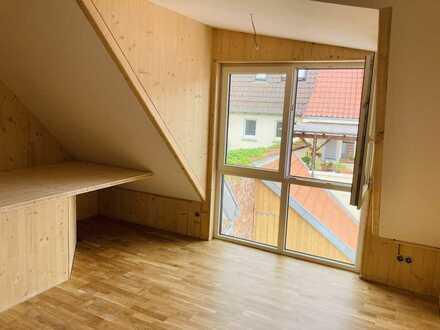 Kleines, modernes Holzhaus in ruhiger Wohnlage in Handschuhsheim