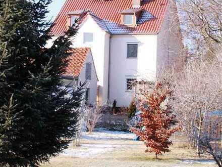 Eigentumswohnung im Zweifamilienhaus mit Garten in Grünheide (Mark) - Fangschleuse