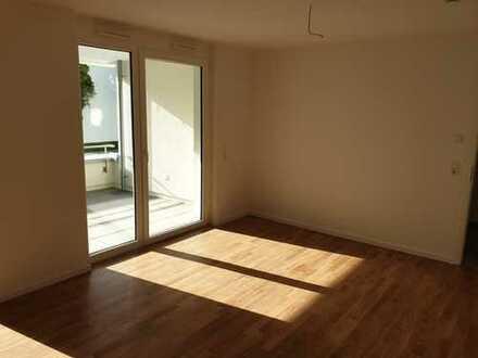 Erstbezug mit Balkon: attraktive 2-Zimmer-Wohnung in Mannheim