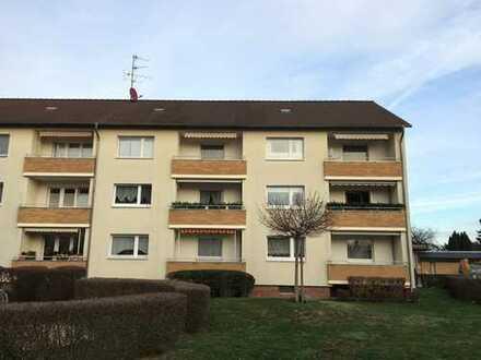 3-Zimmer-Wohnung mit Loggia in ruhiger Lage von Vechelde