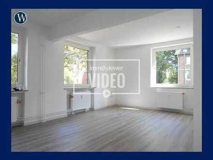 Willkommen im neuen Zuhause! RENOVIERT + neues Bad + Design-Boden + guter Schnitt