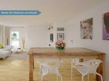 CITY TRIFFT VORSTADTIDYLLE - Ideal geschnittene 2-Zimmer-Wohnung mit stilvoller Ausstattung