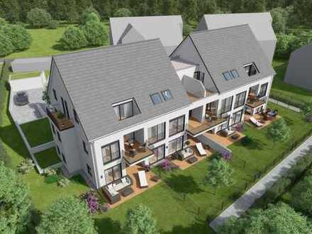 Baubeginn erfolgt - Terrassenwohnung mit Nähe zur Natur