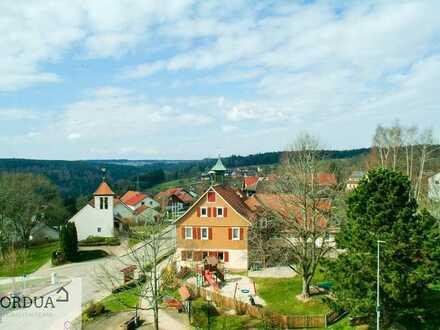 Herrlicher Ausblick Ihrer neuen Wohnung - 3 Balkone, 2 Ebenen - ein wirklicher Traum!