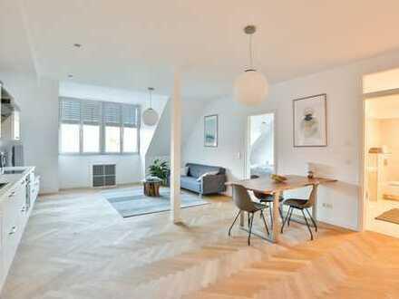Edle 2-Zimmer Wohnung im Herzen Charlottenburgs (inkl. kompletter Einrichtung)