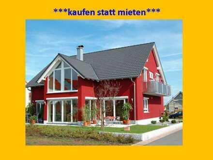 **Mietkauf ab 500,- *** 134qm Haus mit Garten***