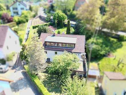 Freistehendes Einfamilienhaus in gefragter Wohnlage in Blaubeuren