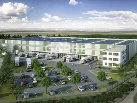 Direkt vom Eigentümer: ca. 7.200 m² Neubau-Logistikhalle, 10 m UKB, provisionsfrei