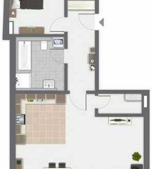 +++Großzügige 2 ZKB-Wohnen mitten im Zentrum!/ca. 84 m² Wfl./Außenstellplatz in Pfaffenhofen+++