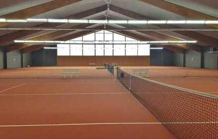 Soccer - Indoor - Tennis - entscheiden Sie!