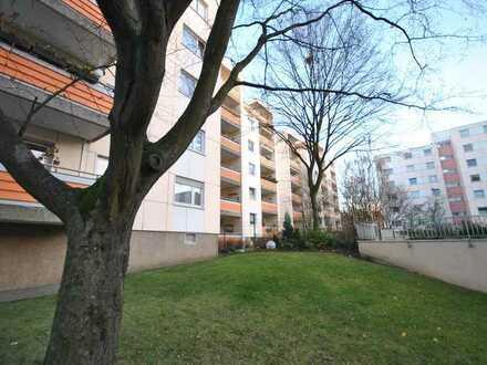 Zeit für etwas NEUES: 5-Zimmer Wohnung mit Balkon*WBS erforderlich* zum 01.07.2020 zu vermieten