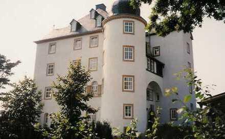 Repräsentatives Ambiente im Rittergut Schloss Heinersgrün - 5 Zi. Whg. mit großer Loggia