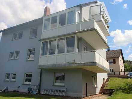 Drei modernisierte Wohnungen in schöner Lage von Wertheim