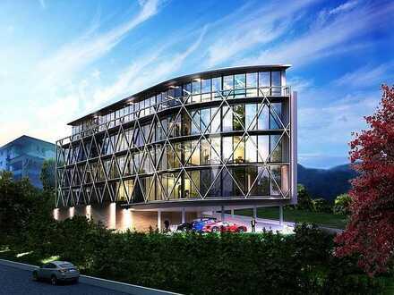 Erstbezug repräsentative Büroräume mit ca. 80 m² Fläche. Beste Ausstattung.