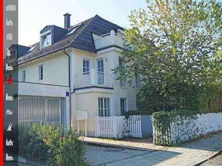 Charmante 3-Zimmer-Gartenwohnung mit Hobbyraum direkt am Nymphenburger Schlosspark