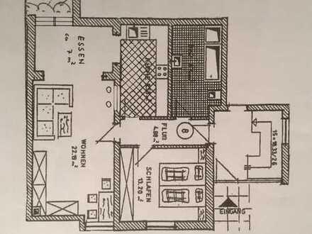 Schöne, geräumige zwei Zimmer Wohnung in Augsburg, Hochzoll - Süd