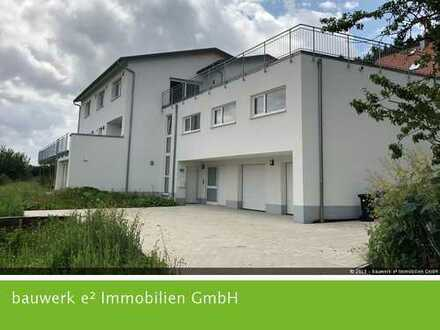 Ganz OBEN ist es am SCHÖNSTEN: Tolle Penthousewohnung mit kurzen Wegen nach Ulm!