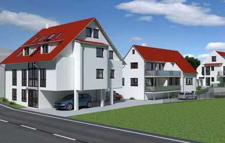 kernsaniertes bestehendes 5 Familienhaus + genehmigtes Baugrundstück für 6FH und 4FH