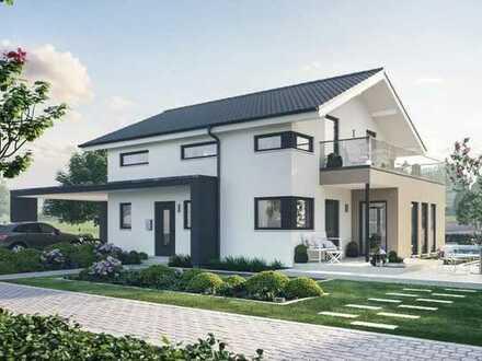 Warum Miete bezahlen? Hier entsteht Ihr Schwabenhaus Traumhaus!