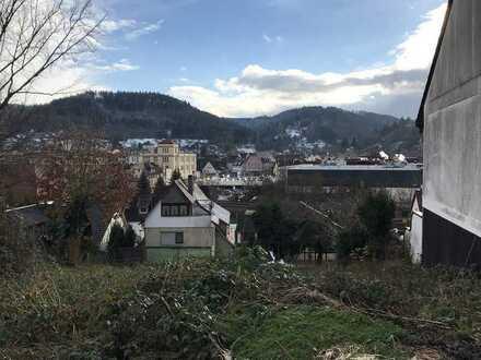 Murrhardt - Grundstück in Aussichtslage !