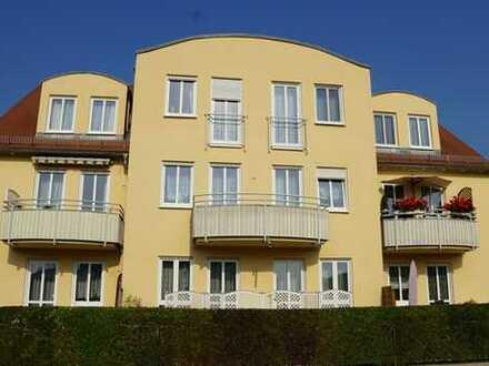 Schicke 2-Raum-Wohnung mit schönem Balkon und Tiefgaragenstellplatz!