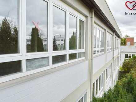 Gebäude Nr. 8 | Lager- und Produktionsfläche inkl. Rampe | Showroom, Open Space Büro, Hotel ..