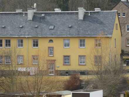 Helle 3-Raum Wohnung in Thermalbad Wiesenbad