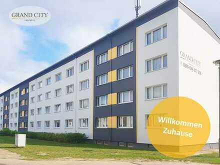 Pärchen aufgepasst - renovierte 3-Zimmer-Wohnung in Boizenburg