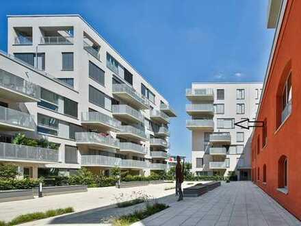 Attraktive ruhige 2,5-Zimmer-Wohnung mit Balkon, EBK und Stellplatz in Neu-Ulm Mitte