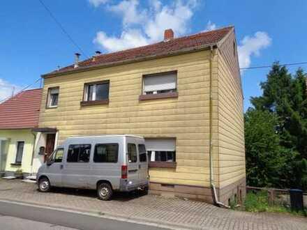 Handwerkerhaus in Illingen / Uchtelfangen!